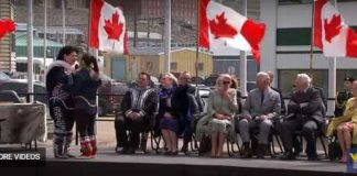 Prince Charles and Camilla Parker Canada