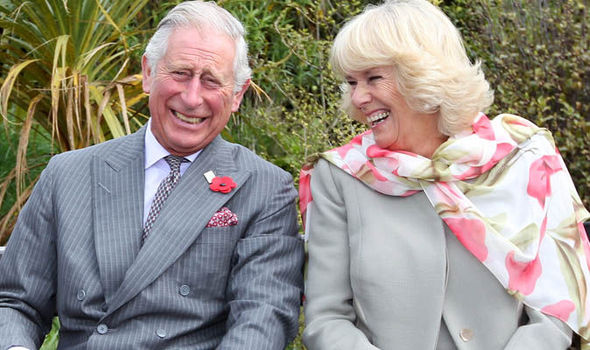 Prince Charles will host a 300-guest party for Camilla's 70th birthday on July 15 Photo (C) GETTY