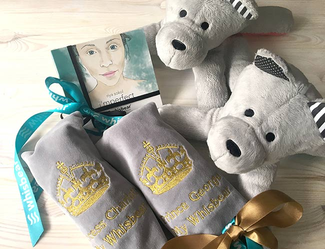 Prince George, Princess Charlotte, Princess Charlotte Elizabeth Diana, Royals, Gift, Princess Charlotte and Prince George Gifts, Poland Gifts, Royals Gift, Co-founder of the company, Julia Sielicka-Jastrzebska, sweet gift Prince George and Princess Charlotte, Prince William and Kate