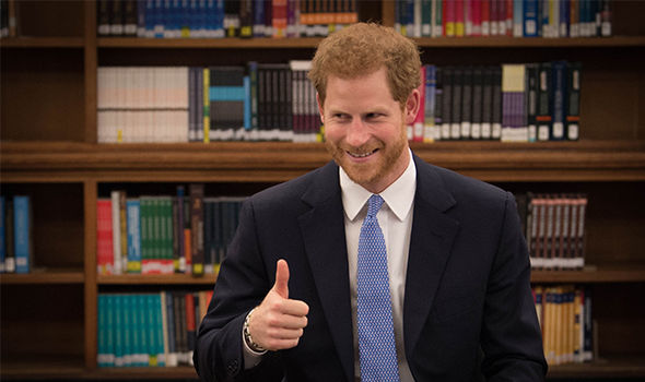 Prince Harrys interview will be broadcast over Christmas Photo C GETTY IMAGES