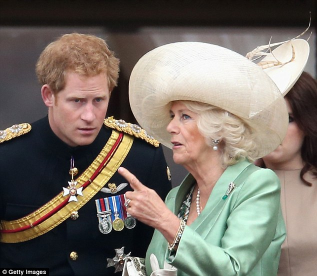 Prince Harry forced to choose between his title and his relationship
