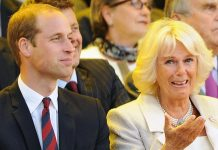 Prince William Camilla duchess of Cornwall Photo (C) GETTY