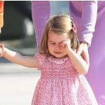 Princess Charlotte Crying Photo C GETTY IMAGES
