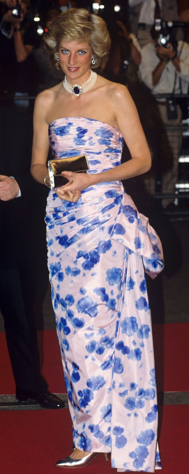 Princess Diana Fashion and Style Icon Photo C GETTY IMAGES 0032