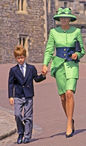 Princess Diana Fashion and Style Icon Photo C GETTY IMAGES 0045