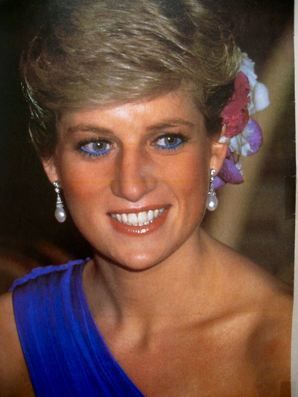 Princess Diana Fashion and Style Icon Photo C GETTY IMAGES 0089