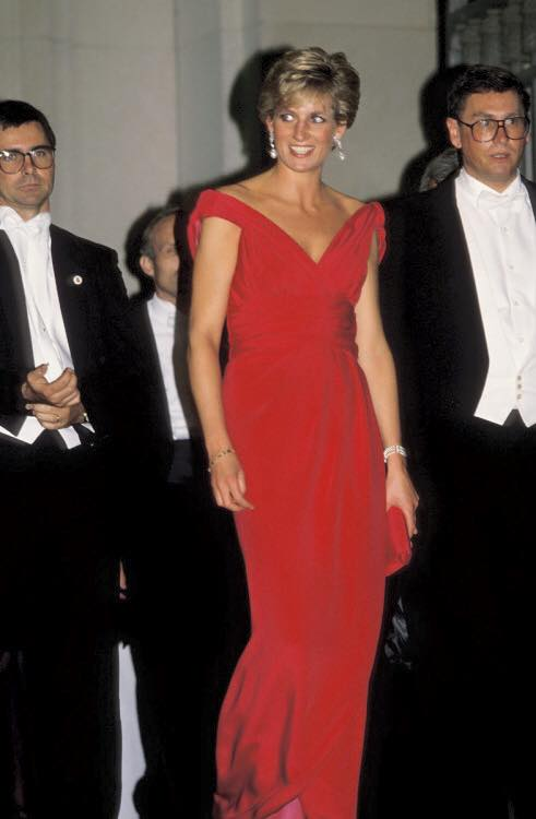 Princess Diana Fashion and Style Icon Photo C GETTY IMAGES 0147