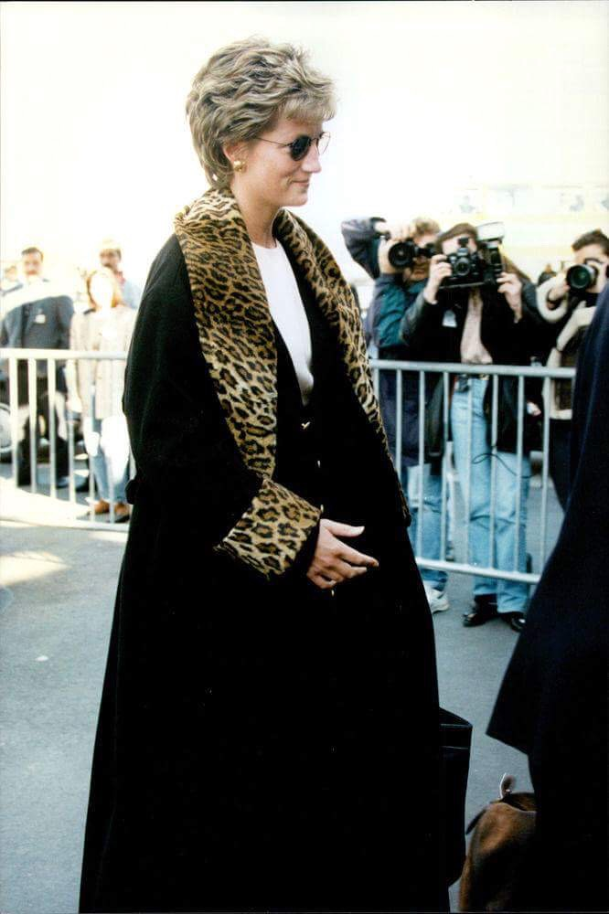 Princess Diana Fashion and Style Icon Photo C GETTY IMAGES 0161