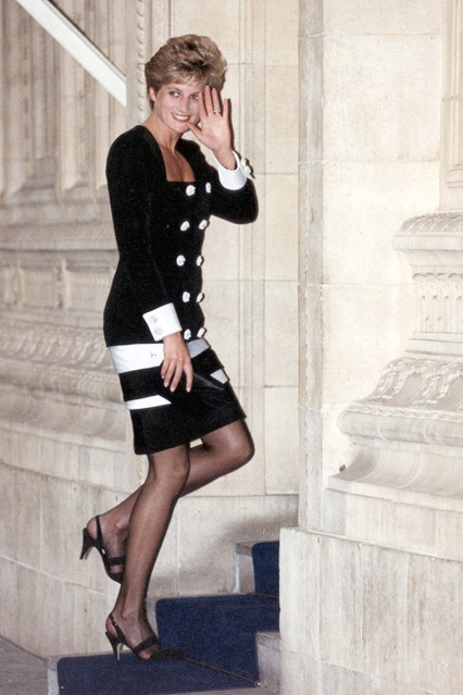 Princess Diana Fashion and Style Icon Photo C GETTY IMAGES 0177