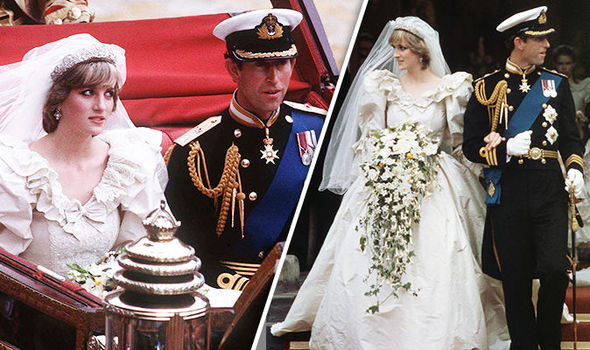 Princess Diana and Prince Charles showed 'warning signs' of unhappiness on their wedding day Photo (C) GETTY IMAGES