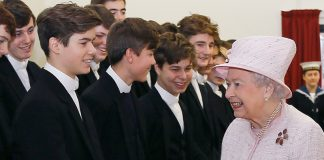 Princess Margaret's grandson Arthur Chatto, 18, is the royal family's new heartthrob Photo (C) GETTY IMAGES