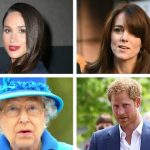 Queen Elizabeth And Kate Middleton Upset With Meghan Markle And Prince Harrys Photo C GETTY IMAGES