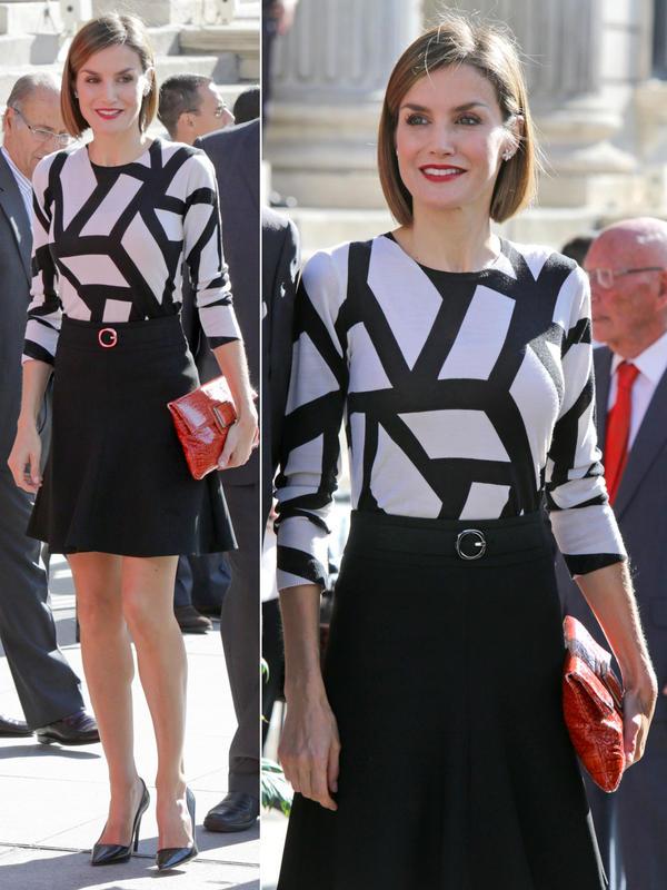 Queen Letizia of Spain Photo (C) GETTY IMAGES