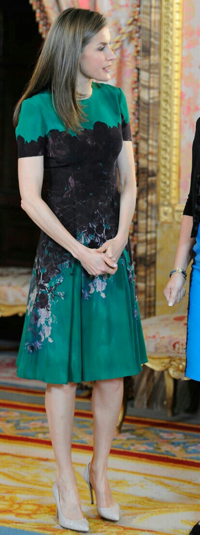 Queen Letizia wears outfits no other royal could pull off youll want to see them