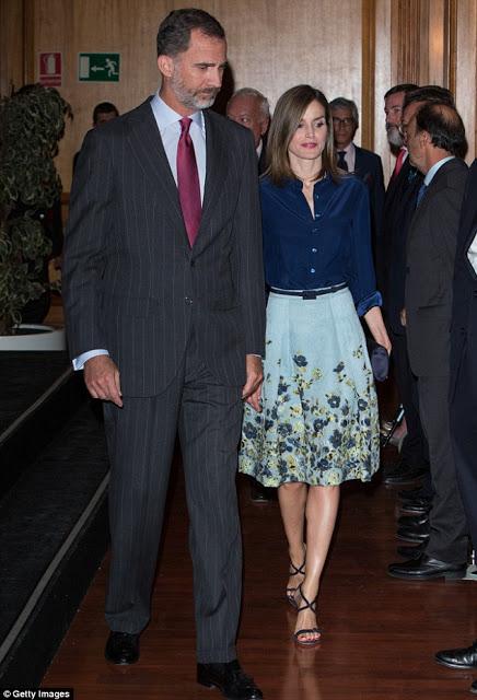 Queen Letizia of Spain Photo C GETTY IMAGES 0325