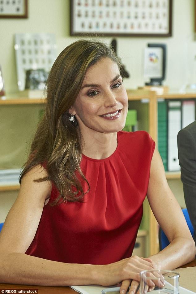 Queen Letizia of Spain Photo C GETTY IMAGES 0382
