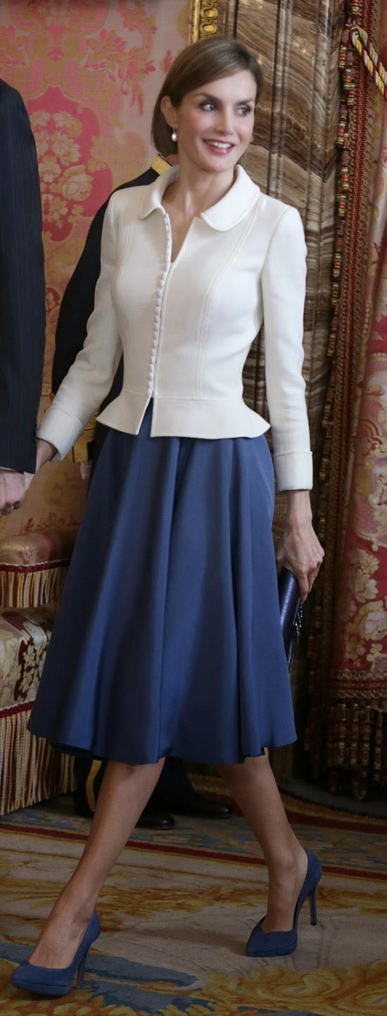 Queen Letizia of Spain Photo (C) GETTY IMAGES