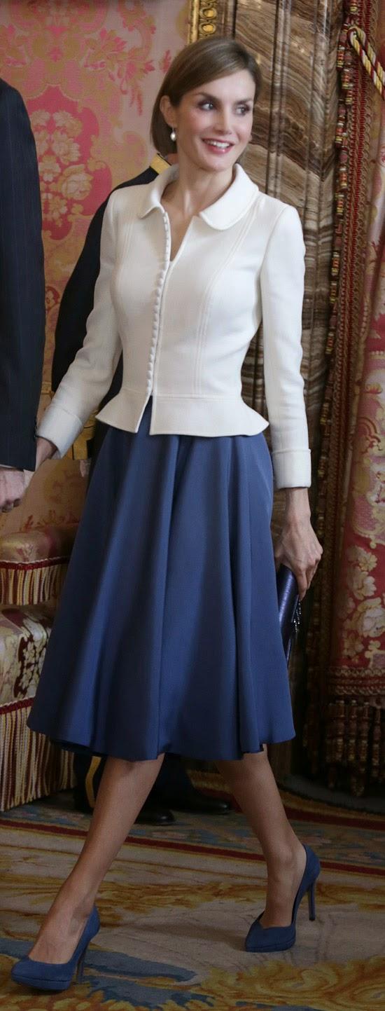 Queen Letizia of Spain Photo C GETTY IMAGES 0430