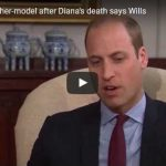 Queen was mother model after Dianas death says Wills