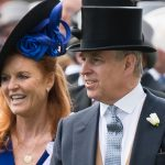 Sarah Ferguson and Prince Andrew dine out together following Beckham scandal Photo C GETTY IMAGES