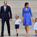 Shy Prince George was still feeling a little overwhelmed and at one point appeared to be hiding his face in his arm