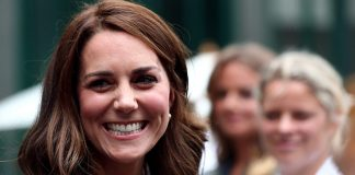 The Duchess appeared to have also dyed her hair Photo C GETTY IMAGES
