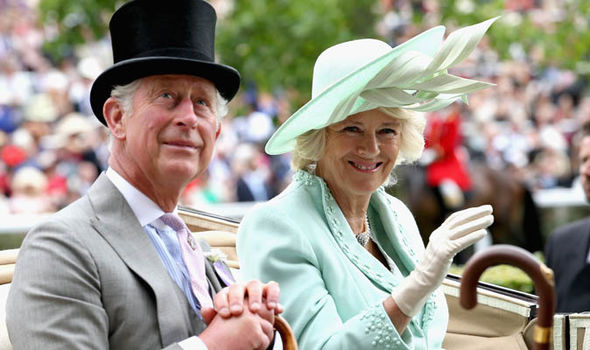 The Duchess of Cornwall has become one of the most popular royals Photo (C) GETTY