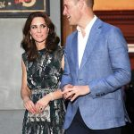 The Duchess was pictured wearing an elegant pearl bracelet during a reception at Berlins Clärchens Ballhaus on their final night in the German capital