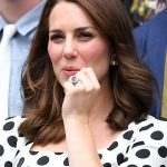 The Duchess was unable to hide her emotions as the Scot struggled against injury