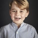 The Duke and Duchess are very pleased to share this lovely picture as they celebrate Prince Georges fourth birthday Photo C INSTAGRAM KENSINGTONPALACE