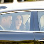 The Duke and Duchess of Cambridge visited the Stutthof concentration and death camp Photo C SWNS