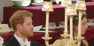 The Duke of Cambridge attended his first Palace banquet last year, while Prince Charles was 20 at his first state banquet in the London residence