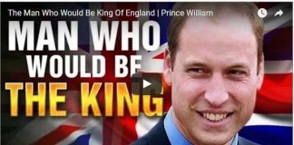 The Man Who Would Be King Of England
