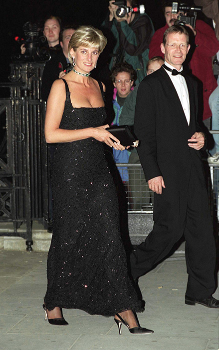 Princess Diana Fashion and Style Icon Photo C GETTY IMAGES 0166