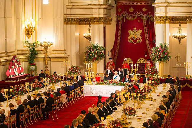 Will Kate attend the Queens state banquet for King Felipe and Queen Letizia of Spain Photo C GETTY IMAGES