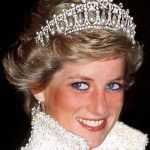 The dazzling diamond and pearl Cambridge Lovers Knot tiara was once owned by Princess Diana