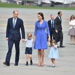 The family are travelling to Germany for the second part of their royal tour Photo C GETTY IMAGES