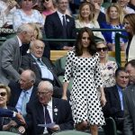 The mother of two has taken on patronage of the All England Club after it was handed to her by Her Majesty the Queen