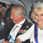 The royal couple were no doubt looking forward to spending the evening with the Spanish royals after enjoying their company throughout the day on Wednesday