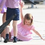 The young royal impressed crowds across the world with her sweet charm over the past few days. Photo C GETTY IMAGES