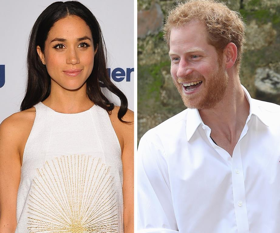 Things just keep getting more and more serious between Prince Harry and his girlfriend, Meghan Markle Photo (C) GETTY IMAGES