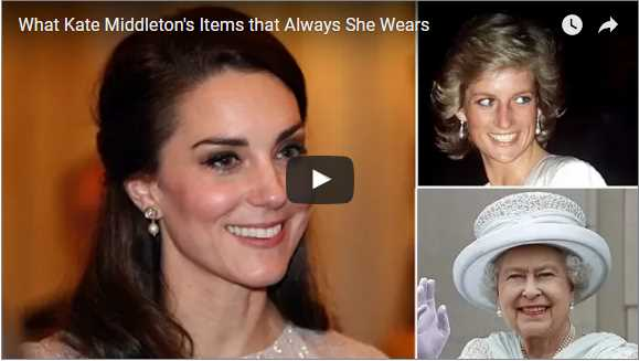 What Kate Middletons Items that Always She Wears
