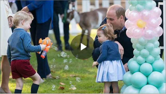 What is it like to visit the country home of Prince William and Princess Kate