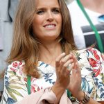 his wife Kim Sears 30 was equally thrilled and relieved as she applauded her husband