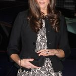 in a lace creation from the brand back at a Princes Trust event in 2011