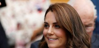 He had an enthusiastic supporter in the form of the Duchess of Cambridge