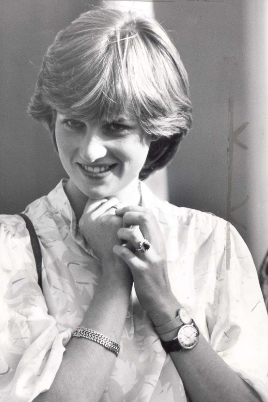 The intriguing reason why Princess Diana wore two watches Photo (C) GETTY IMAGES