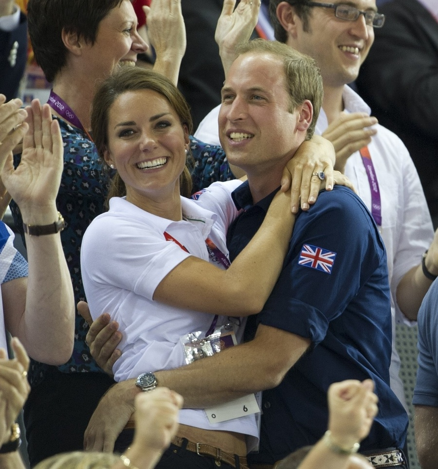 Catherine Duchess of Cambridge and Prince William Photo (C) GETTY IMAGES