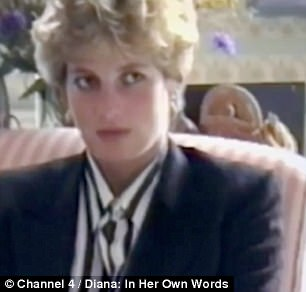 The late Princes of Wales described her husband's mistress as the 'raunchier' of the two after listening in on the calls