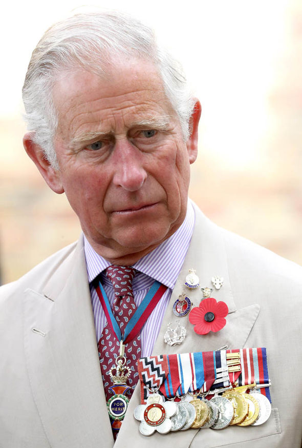 A source said that Prince Charles is feeling 'raw' and 'emotional' Photo (C) GETTY